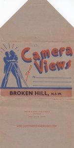 Folder PC; BROKEN HILL, N.S.W., Australia, 1910-20s