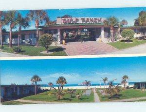 Pre-1980 LONGBOAT KEY APARTMENT MOTEL SCENE Sarasota Florida FL AE2692