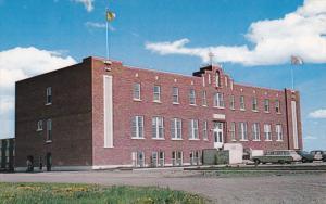 College Notre Dame, De La Paix, Falher, Alberta, Canada, 40-60s