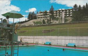 RADIUM HOT SPRINGS, British Columbia, Canada, 1940-1960's; Radium Hot Springs...