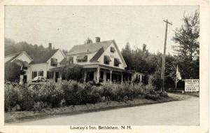 NH - Bethlehem. Lovejoy's Inn