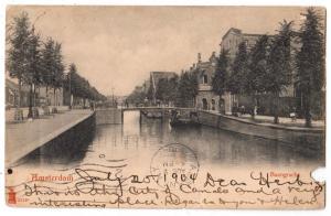 Amsterdam, Baangrach