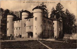 CPA AK EYZIN-PINET - Chateau de Montfort (583328)