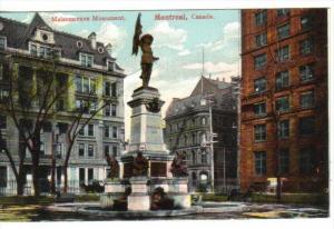 Maisonneuve Monument #2, MONTREAL , Quebec , Canada , 00-10s