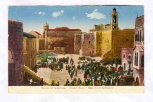 Marche De Bethlehem, Market Place, Palestine, Asia, 1900-1910s