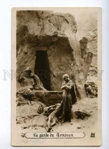 245890 JESUS Tomb by MASTROIANNI vintage Life of Christ #75 PC