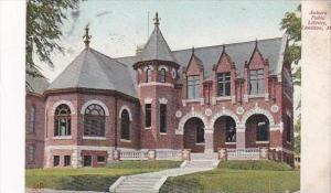 Maine Lewiston Auburn Public Library 1908