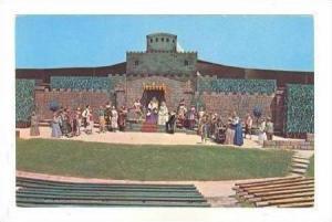 Waterside Theater-Queen Elizabeth's Garden Party, Outer Banks, North Carolina...