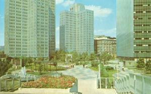 Equitable Plaza, Gateway Center, Pittsburgh, PA, unused P...