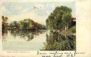 Hurds Island Aurora IL 1905