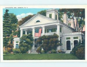 W-Border INN SCENE Finger Lakes - Geneva New York NY G9254