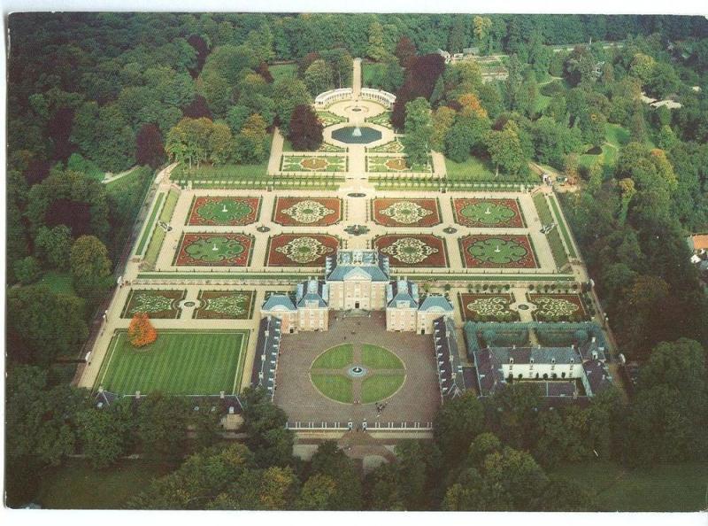 Netherlands, Rijksmuseum Paleis Het Loo, Apeldoorn, Postcard