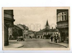 147362 Czech Republic Valasake Mezirici Vintage photo postcard