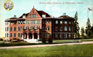 Washington Seattle Science Hall University Of Washington