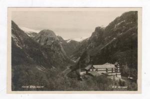 RP  Stalheim, Norway, 1910-20s