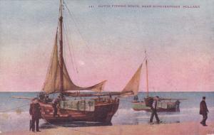 Dutch Fishing Boats , SCHEVENIBGEN , Holland , 00-10s