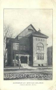 Scribner St Baptist Church Grand Rapids MI 1912