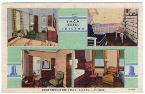 Chicago, Y M C A Hotel