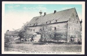 Saal Sisters House Ephrata PA unused c1930's