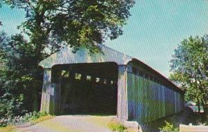 Covered Bridge Historical Heritage Vermont
