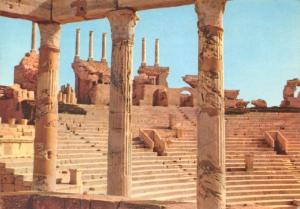 Libya Leptis Magna Il Teatro The Theatre