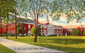 Ohio Toledo De Vilbise High School