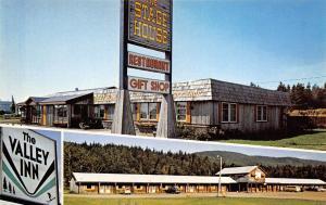 Wentworth Nova Scotia & Aulac New Brunswick Canada 1960s Postcard Valley Inn