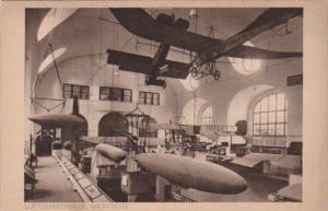 Airships Luftschiff Halle Westseite Das Deutsche Museum Muenchen Germany