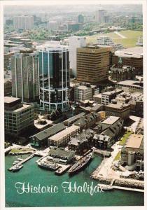 Canada Nova Scotia Historic Halifax