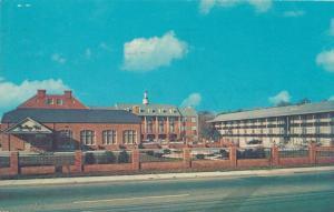Heritage Inn Hotel - Williamsburg VA, Virginia - pm 1970