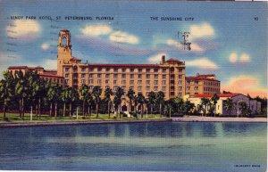 [ Linen] US Florida St. Petersburg - Vinoy Park Hotel