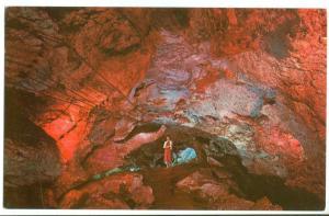 Alabaster Caverns, Oklahoma, unused Postcard
