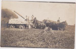 RP: RICHWOOD, Ohio , 00-10s ; Harvesting Scene