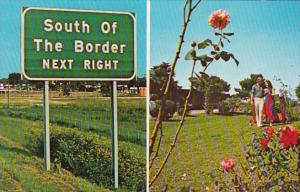 South Carolina South Of The Border Welcome Sign
