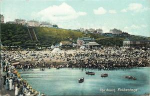 The Beach - Folkestone