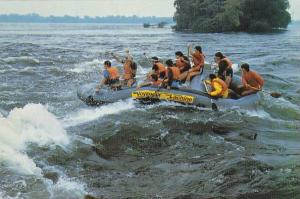 White Water Rafting, Lachine Rapids, Montreal, Quebec, Canada, 50-70´s