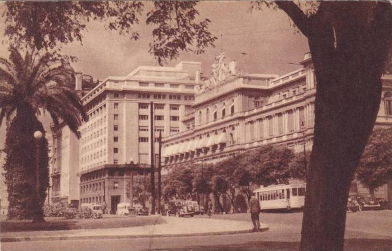 Government House and Ministry of Finance Building, Buenos Aires, Argentina, 1...