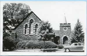 PA - Canton. Presbyterian Church    *RPPC