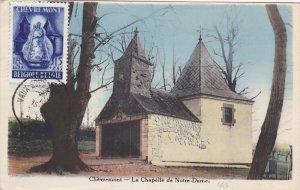 CHEVREMONT, Limburg, Netherlands, PU-1949; La Chapelle De Notre-Dame