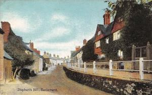 Stephen's Hill Haslemere Road Village Houses Maisons Panorama