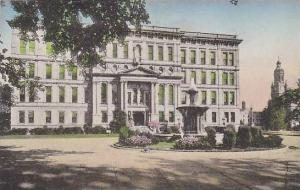 Indiana Saint Mary Of The Woods Saint Mary Of The Woods College Foley Hall Pl...