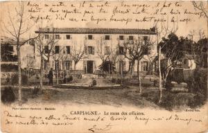 CPA CAMP DE CARPIAGNE Le mess des officiers (410022)