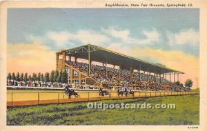 Amphitheatre, State Fair Grounds Springfield, Ilinois, IL, USA 1946