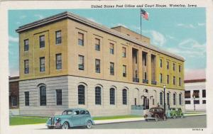 United States Post Office and Court House, Waterloo, Iowa, 30-40s