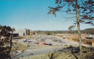 Part of the business section, Elliot Lake, Ontario, Canada, 40-60s
