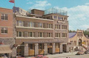 Cascade Hotel, Banff National Park, BANFF, Alberta, Canada, 40-60´s