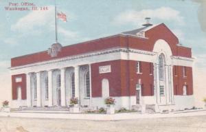 Illinois Waukegan Post Office