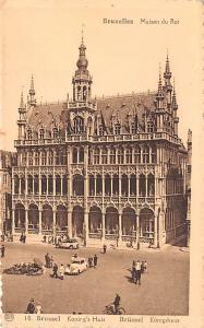 Bruxelles Belgium, Belgique, Belgie, Belgien Maison du Roi Bruxelles Maison d...
