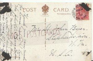 Genealogy Postcard - Family History -Byer - Shepherdstown - W V - U.S.A. - 9883A