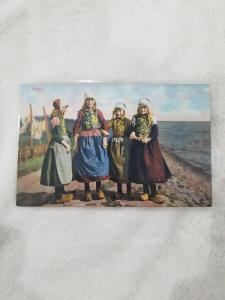 Antique Postcard entitled Marken  Looks like Holland/Netherlands